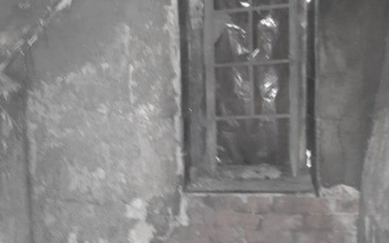 Gresley Old Hall window