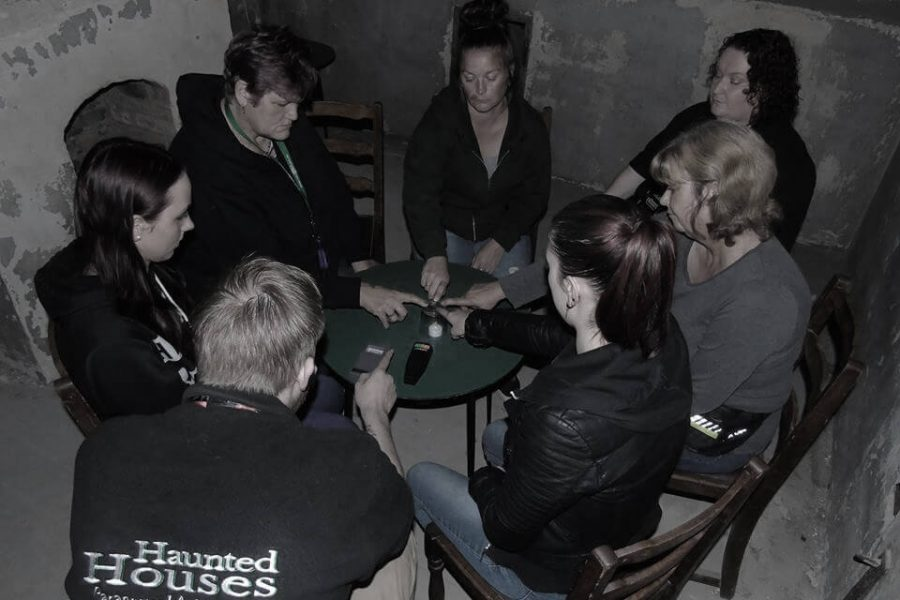 Gresley Old Hall group activity