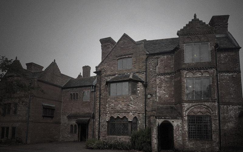 Haden Hill Hall exterior