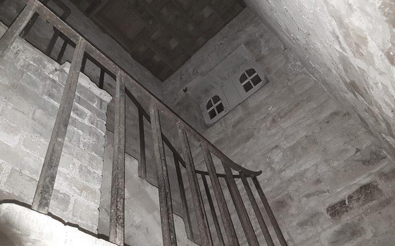 jedburgh staircase