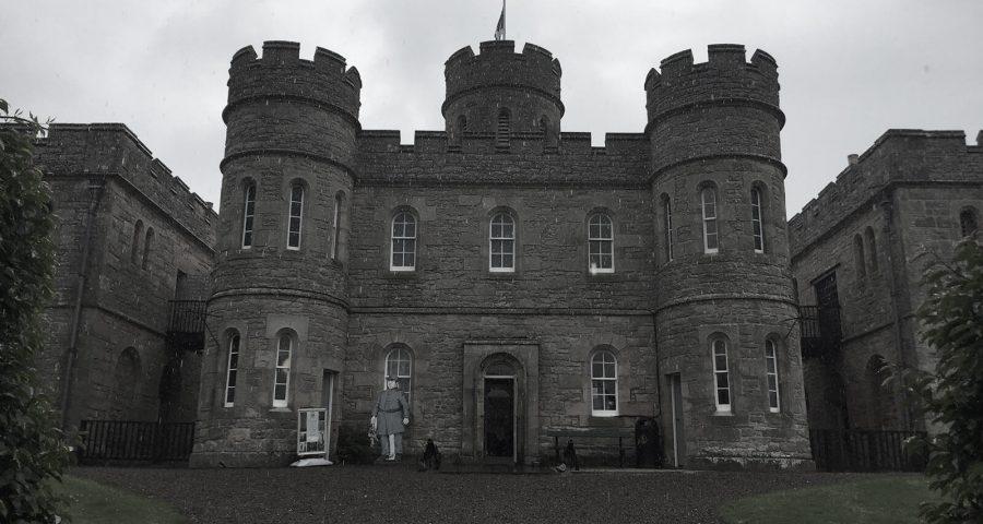 Jedburgh Castle Jail exterior