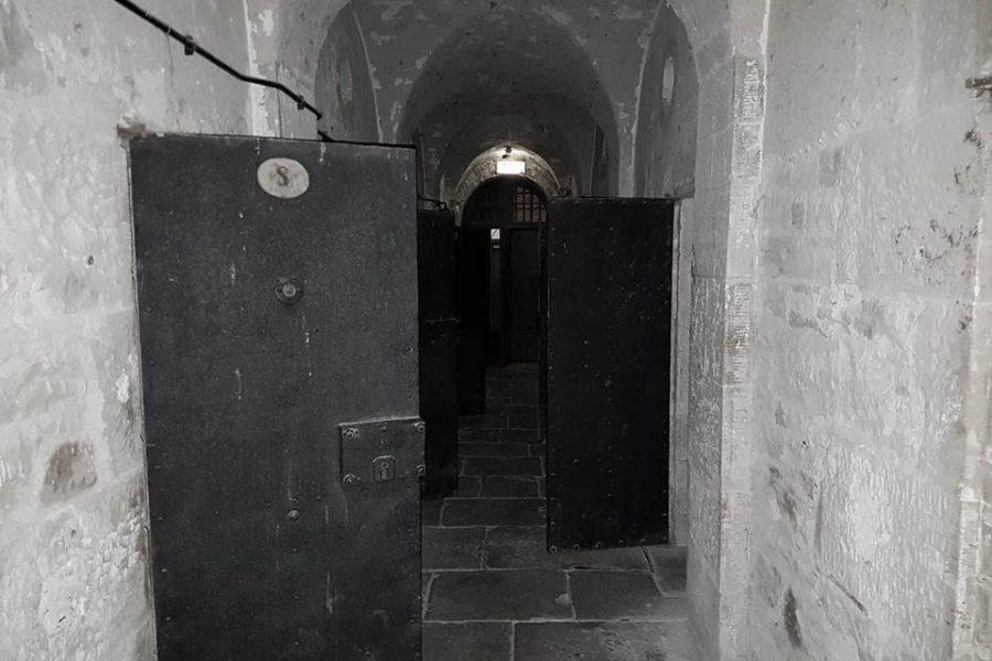 opens doors to jail cells