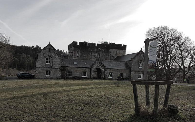 Kielder Castle exterior