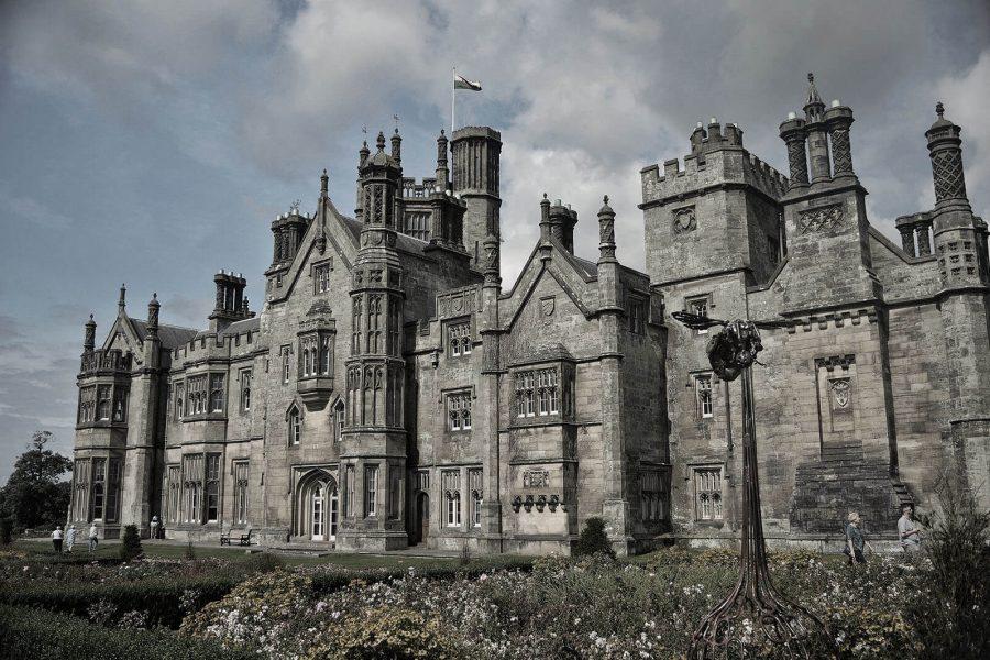 Margam Castle exterior