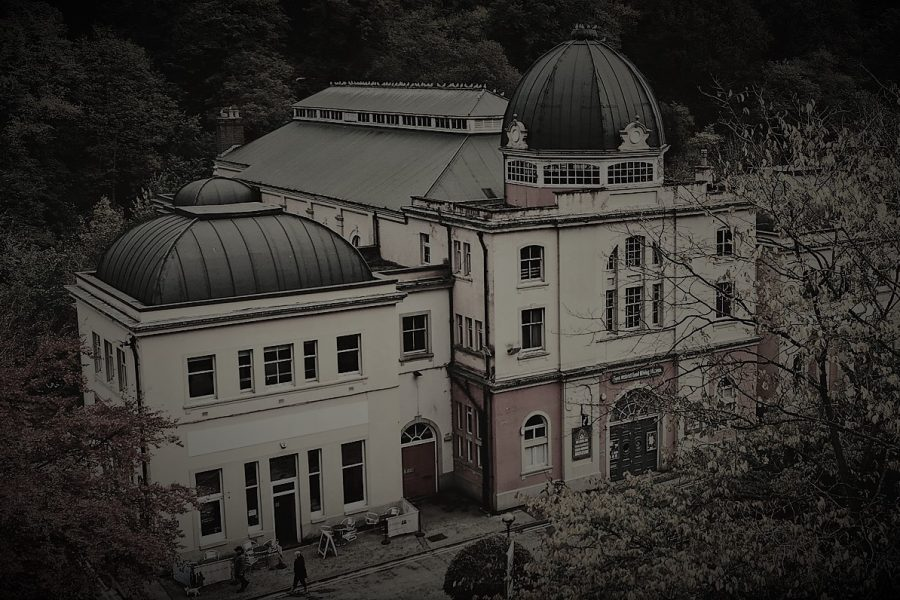 the grand pavilion matlock bath ghost hunts, derbyshire ghost hunts