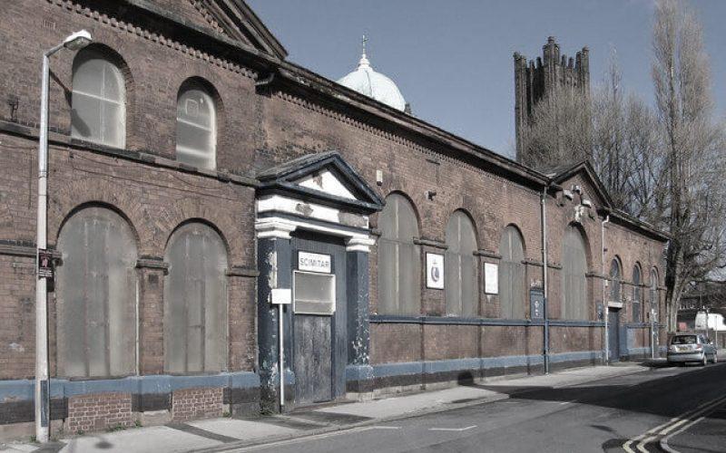 Mill Street Barracks exterior