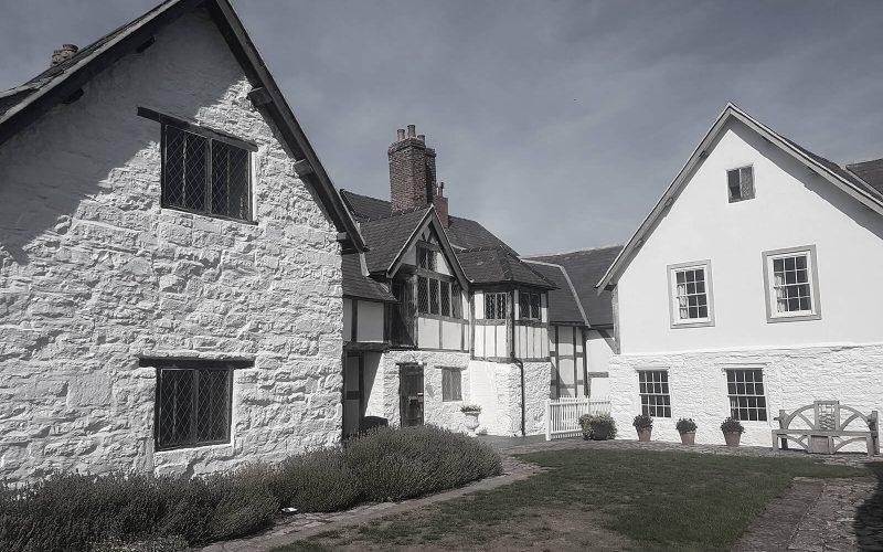 Nantclwyd-y-Dre exterior