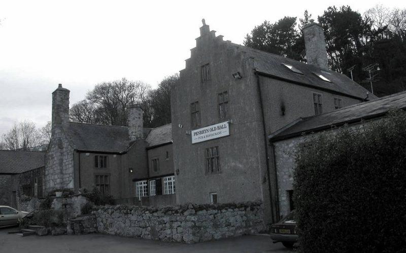 Penhryn Old Hall exterior