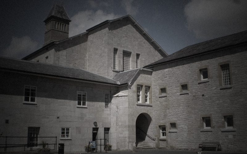 Ruthin Gaol exterior