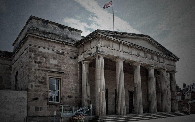 Shire Hall exterior