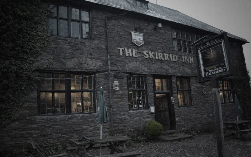 Skirrid Inn exterior