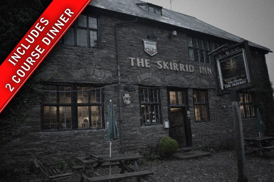 Skirrid Inn Ghost Hunt in South Wales