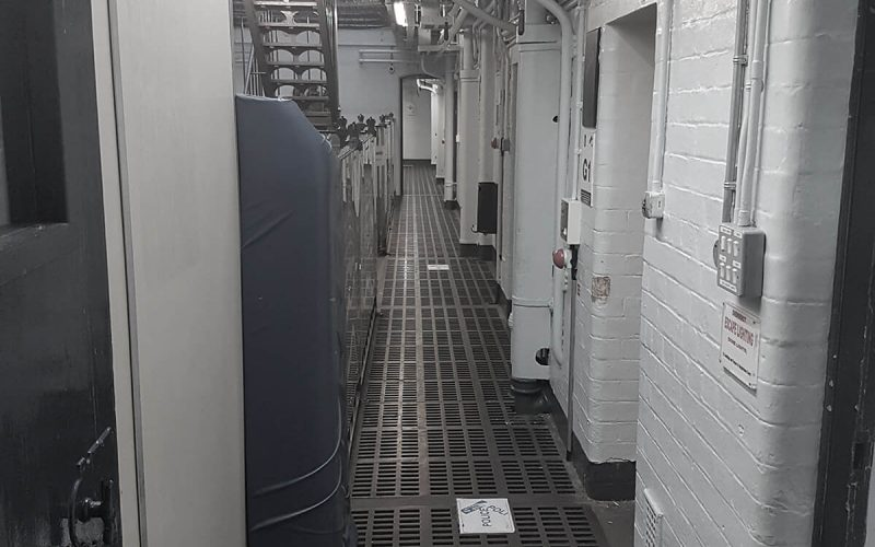 Steelhouse Lane corridor