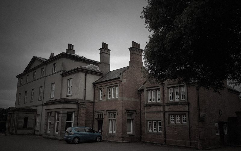 Strelley Hall exterior