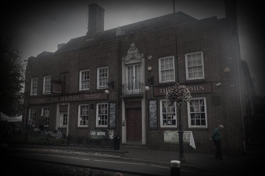 Ghost Hunting Experiences at the Dolphin Hotel in Littlehamton