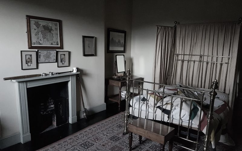 The Judges Lodging bedroom
