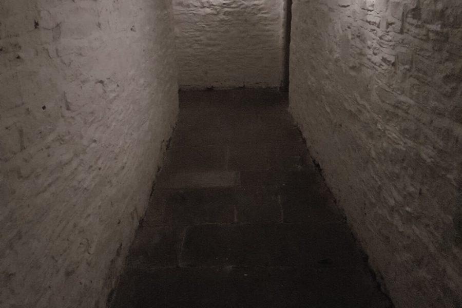 The Judges Lodging corridor