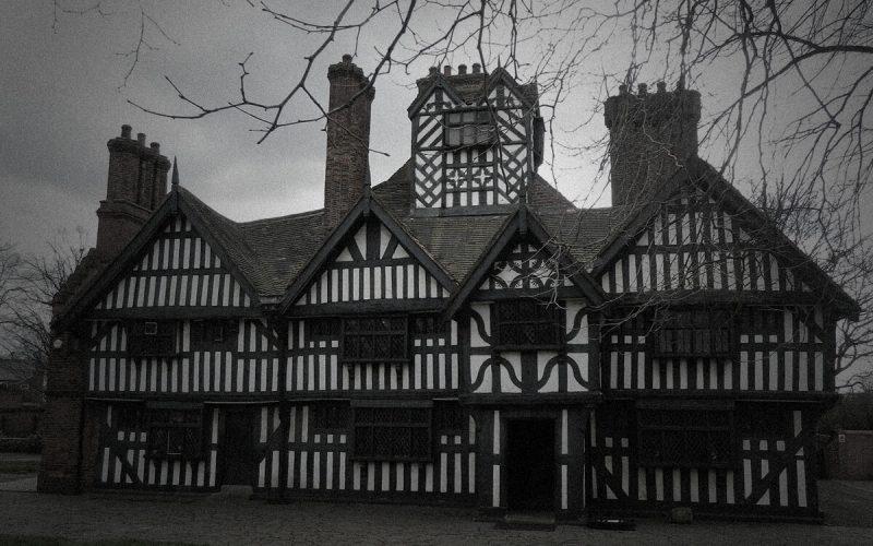 The Oak House exterior