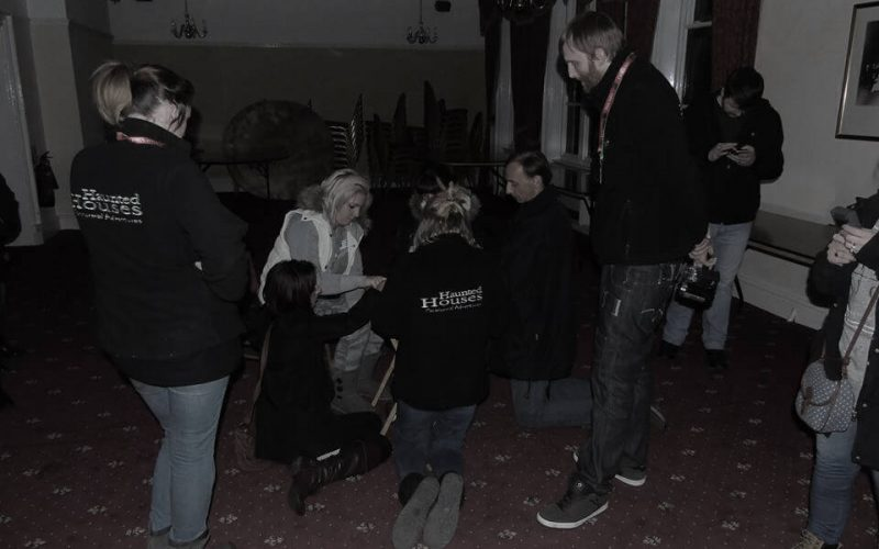 Walton Hall group activity