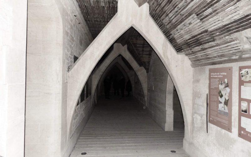 Woodchester Mansion hallway