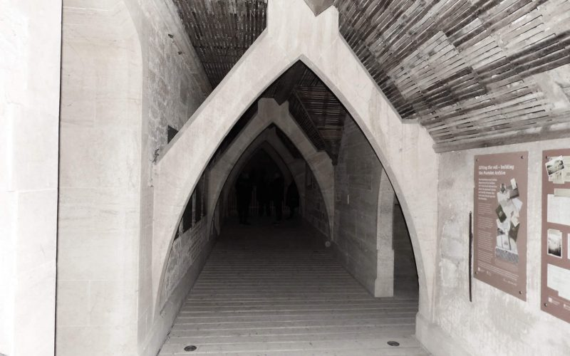 Woodchester Mansion hallway